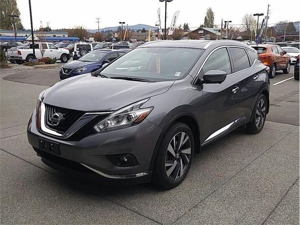 2015 Nissan Murano Platinum AWD Certfied Pre Owned