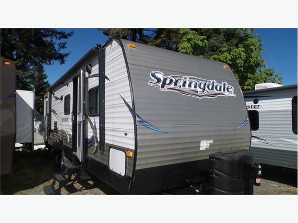 2014 Keystone RV Springdale 282BHSSRWE -