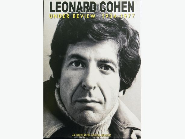 Leonard Cohen Collector DVDs
