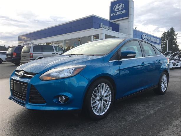 2014 Ford Focus Titanium - Bluetooth -  Heated Seats