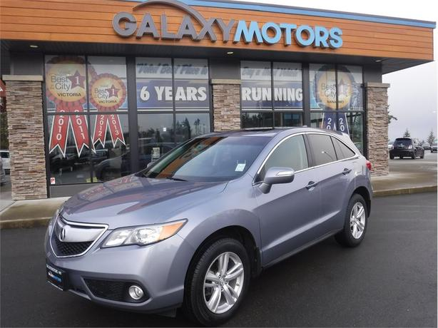 2014 Acura RDX TECH PKG - MEMORY SEATS, ALLOY WHEELS, PADDLE SHIFTERS