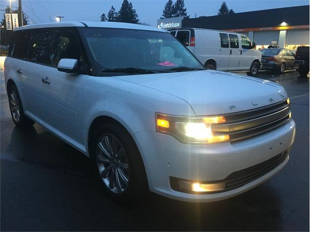 2017 Ford Flex Limited w/EcoBoost, AWD