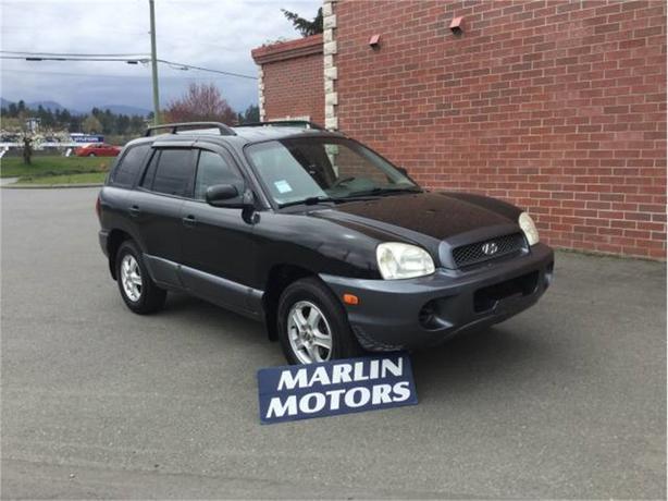 2004 Hyundai Santa Fe GLS 2.7L
