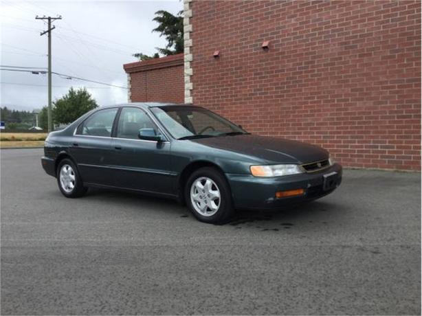 1997 Honda Accord EX V6 sedan