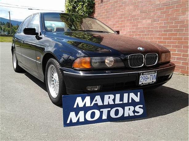 1997 BMW 540 540iA