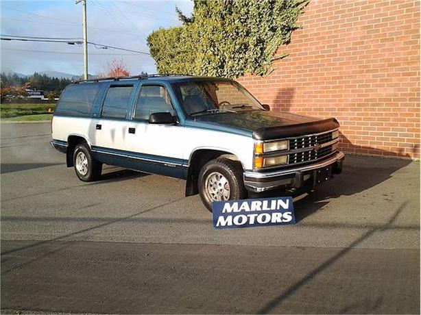 1993 Chevrolet Suburban C1500 2WD