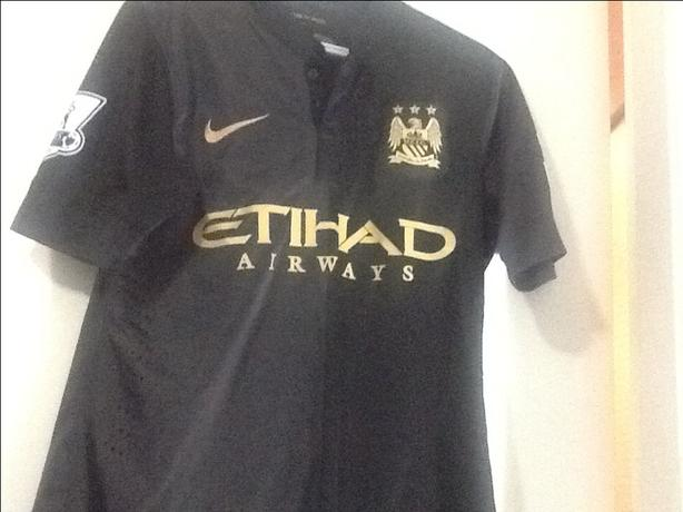 504e3a4f1 Game worn soccer jerseys manchester city and celtic special jersey ...