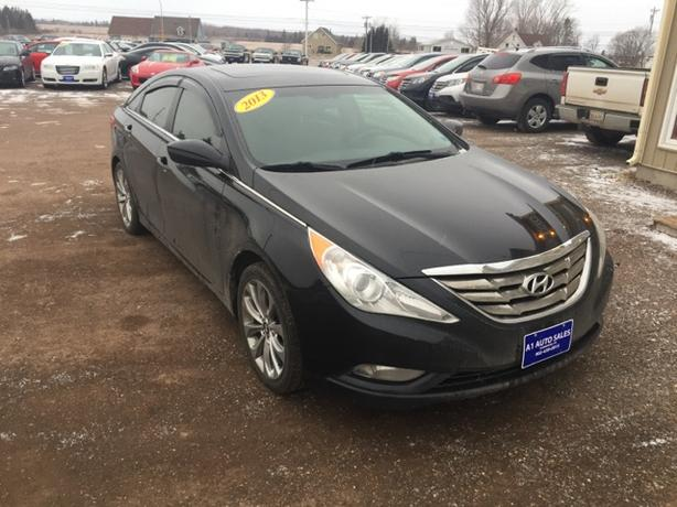 2013 Hyundai Sonata SE FULLY LOADED