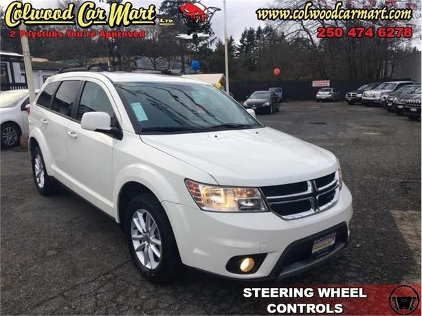 2014 Dodge Journey SXT  - Air - Rear Air - Tilt