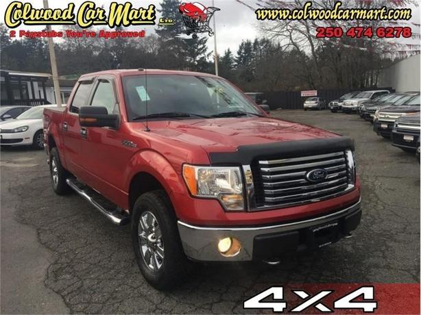 2011 Ford F-150 XLT  - Air - Tilt - Cruise