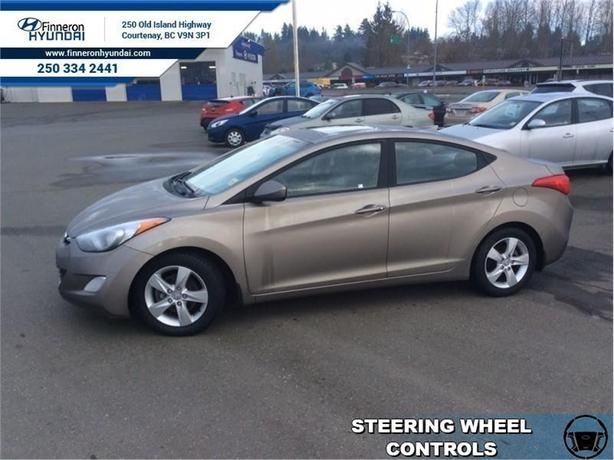 2013 Hyundai Elantra GLS  - trade-in - Air - Cruise