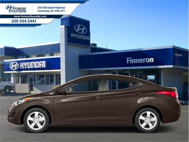 2013 Hyundai Elantra GLS  Bluetooth, Air Conditioning, Certified