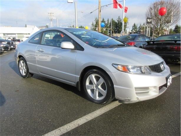 2010 Honda Civic LX  Sunroof Low Kilometers