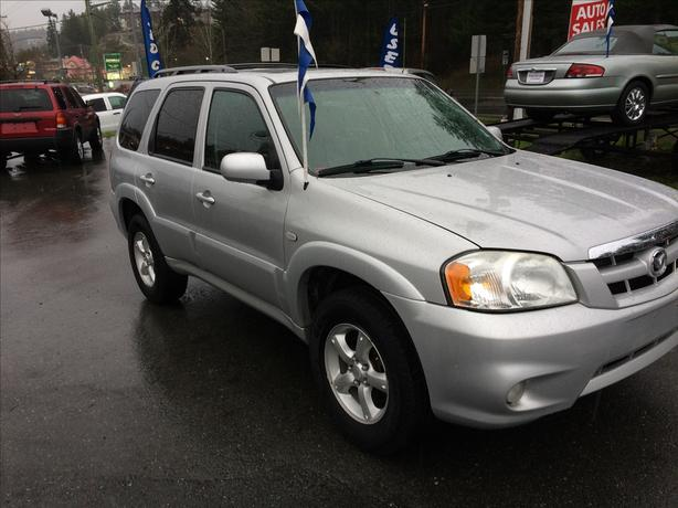 2005 Mazda Tribute 4wd 6cyl Williams Colwood