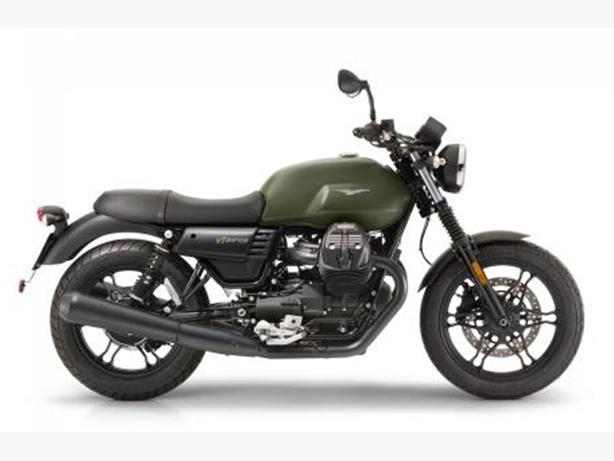 2017 Moto Guzzi V7 III Stone ZGULDU000HM000185