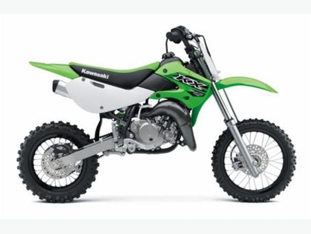 2017 Kawasaki KX65 JKBKXEAC8HA088429