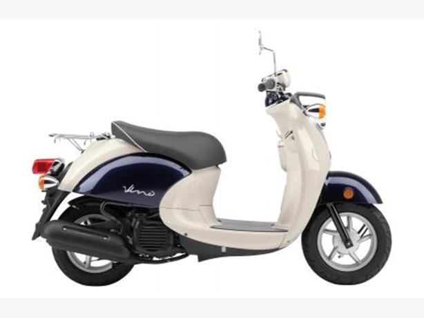 2017 Yamaha Vino 50