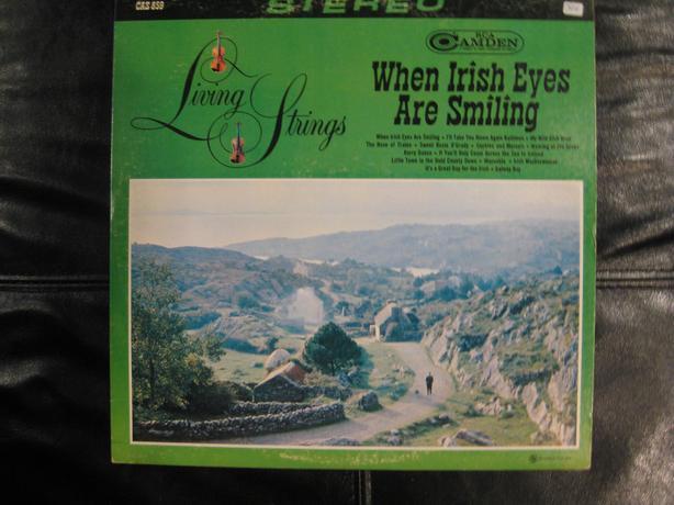 Living Strings Vinyl record