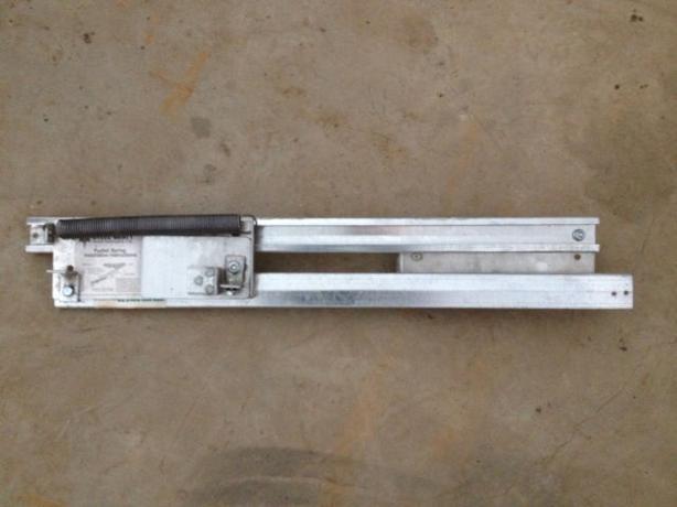 REDUCED - Pair of Steel Craft Push Springs for Garage door