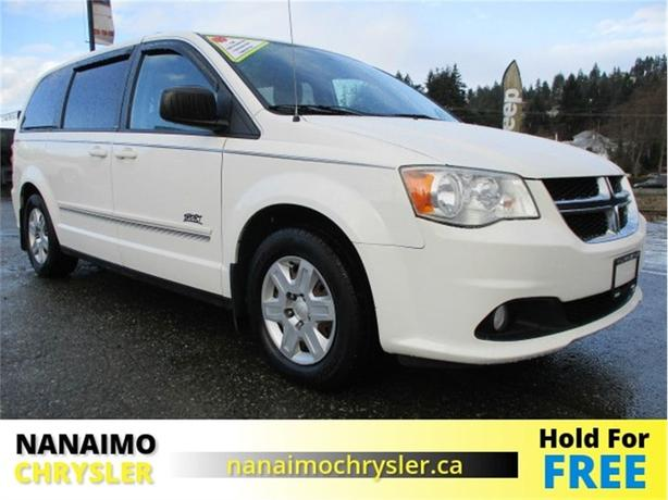 2011 Dodge Grand Caravan SE Stow N Go Seating