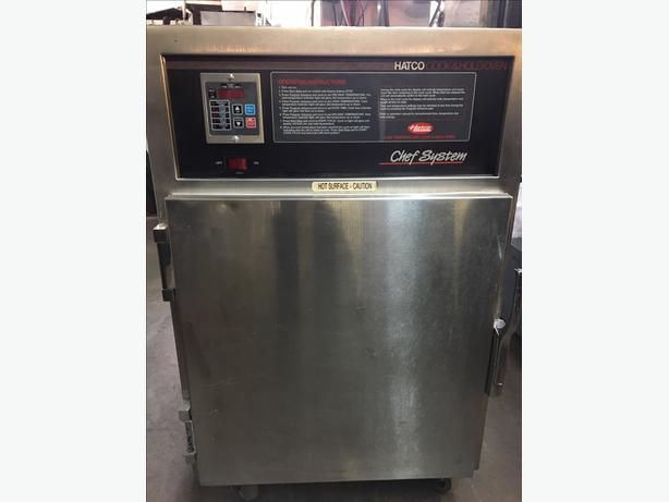 Electric Commercial Cook and Hold Oven