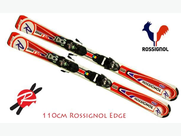 Skis ~ Rossignol Edge 110cm
