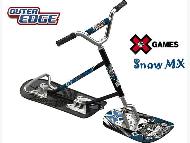 BMX-bike inspired Snow MX