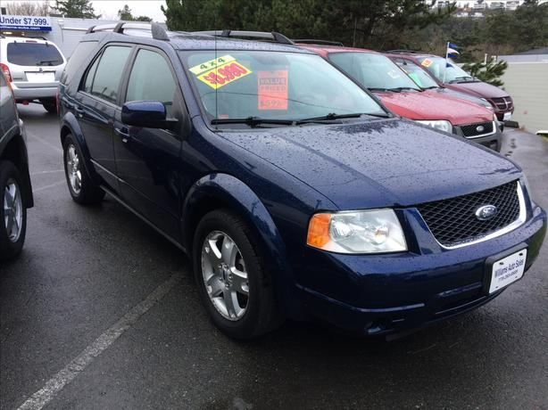 2006 Ford Freestyle  7 pass AWD Williams Colwood 778 265 8689