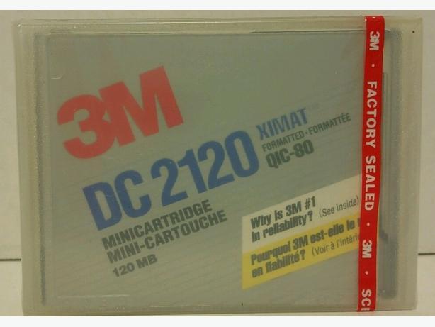 Free: 3M DC 2120 Tape Cartridges - (13)