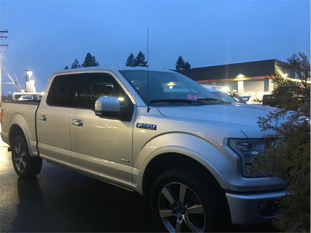 2016 Ford F-150 Lariat, Heated/Cooled Seats, Spray In Box