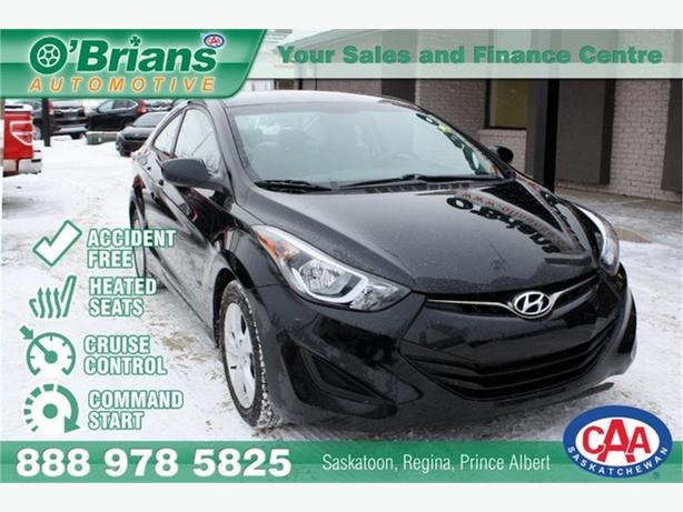 2014 Hyundai Elantra Coupe GL - Accident Free w/Command Start