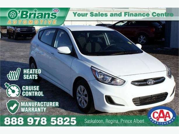 2016 Hyundai Accent GLS w/Mfg Warranty