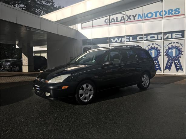 2002 Ford Focus ZTW - CRUISE CONTROL, AC, ALLOY WHEELS, POWER MOONROOF