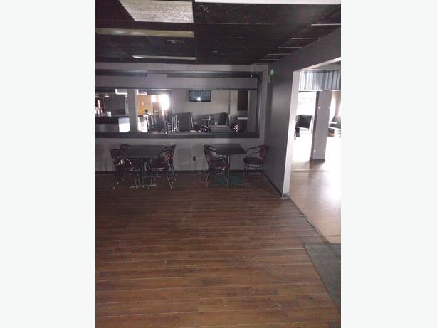 Restaurant and Bar with Patio off major SK Highway for sale!!