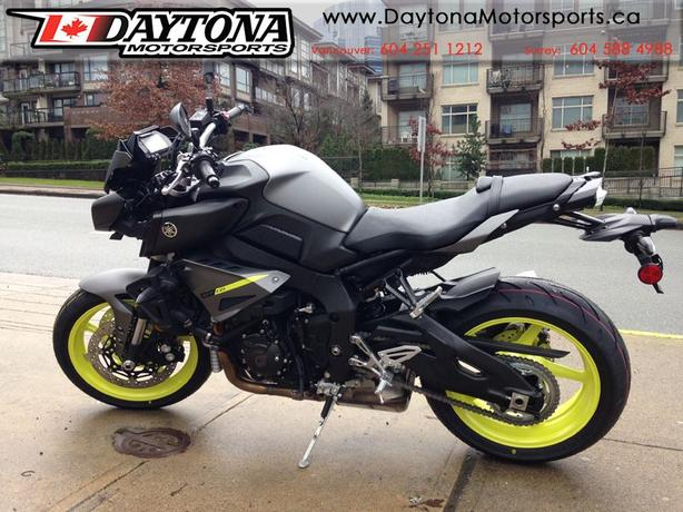  Log In needed $16,399 · 2018 Yamaha MT-10 Sport Motorcycle * R1-inspired  performance! *