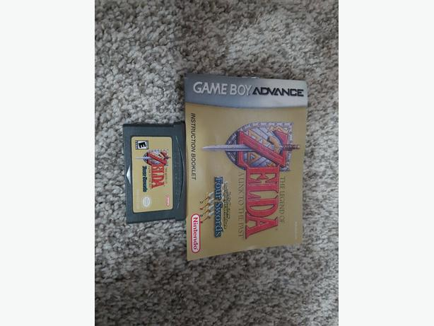 gba link to the past/ four swords West Shore: Langford