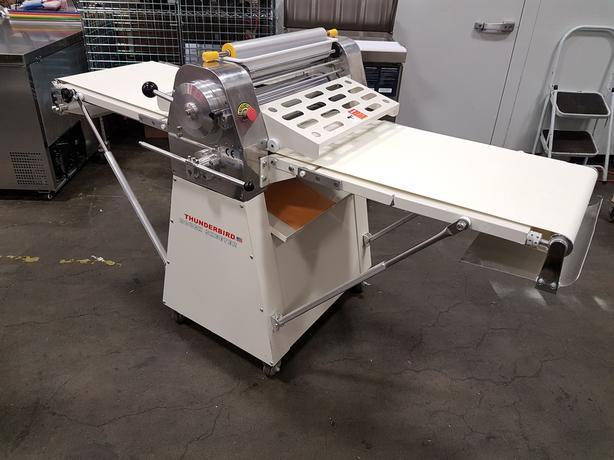 Hobart P660 Mixer, Sheeter, Walk-In Cooler & More Bakery Supplies