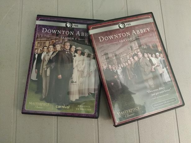 WANTED:  Downton Abbey DVD's