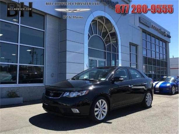 2010 Kia Forte SX - Low Mileage