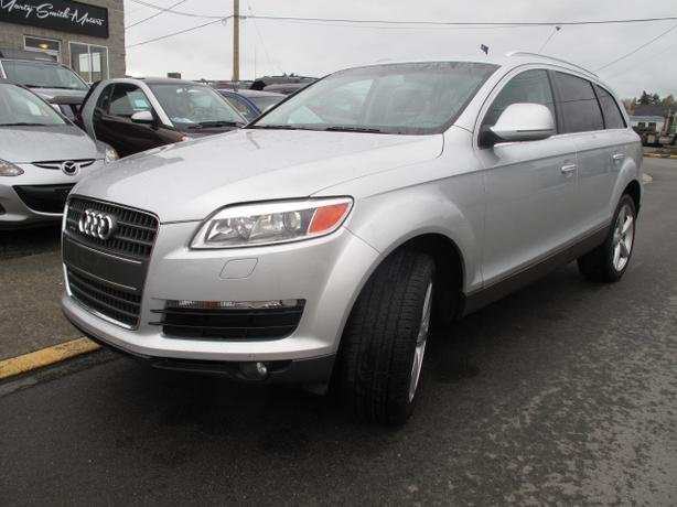 2008 Audi Q7,AWD,Seven Passenger,Only 75,000K,Was $23,995