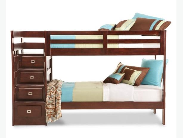 Ponderosa Staircase Bunk Beds West Shore Langford Colwood Metchosin