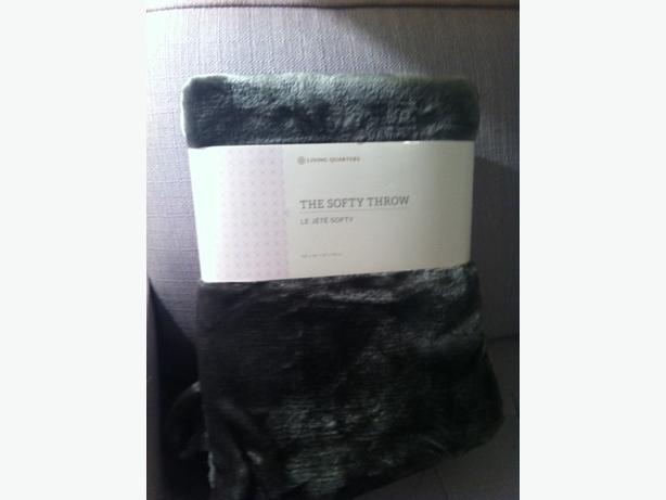 Brand New Fleece throw