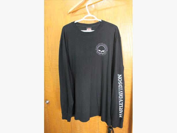 Harley Davidson long sleeve t-shirt 2XL