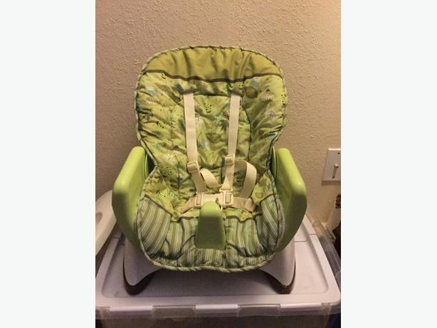 Fisherprice space saver highchair