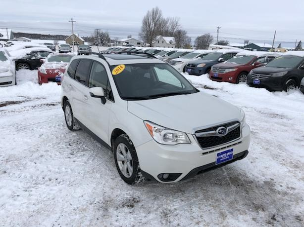 2014 Subaru Forester i Touring AWD Panoramic Sunroof BACK-UP CAM i Touring