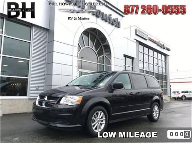 2016 Dodge Grand Caravan SXT -  Uconnect -  Bluetooth - $167.87 B/W
