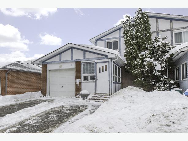 **SOLD** 44 Cannon Crt Orangeville Real Estate MLS Listing