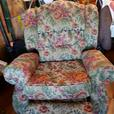 Wing Back Arm Chair