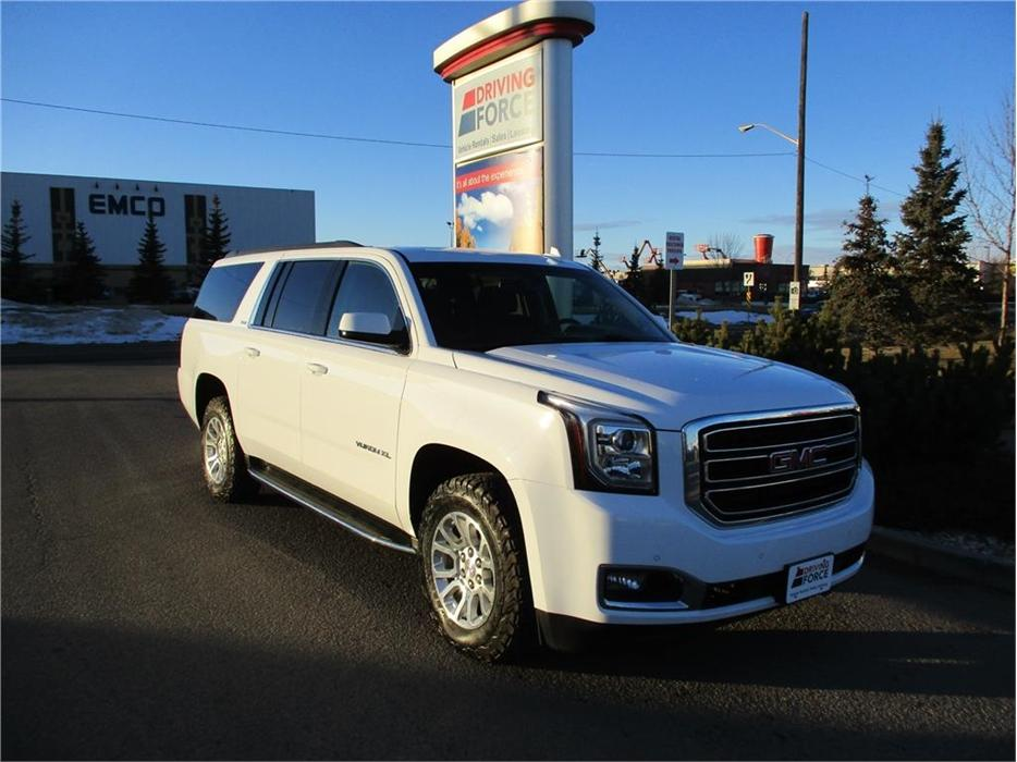 2017 gmc yukon xl sle outside south saskatchewan regina mobile. Black Bedroom Furniture Sets. Home Design Ideas