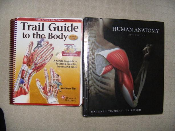 Human Anatomy / Trail Guide to the Body Victoria City, Victoria
